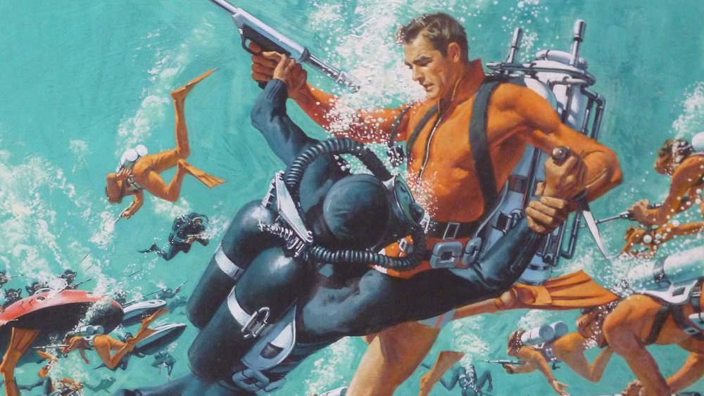 For Fresh Eyes Only: Thunderball (1965) — Talk Film Society