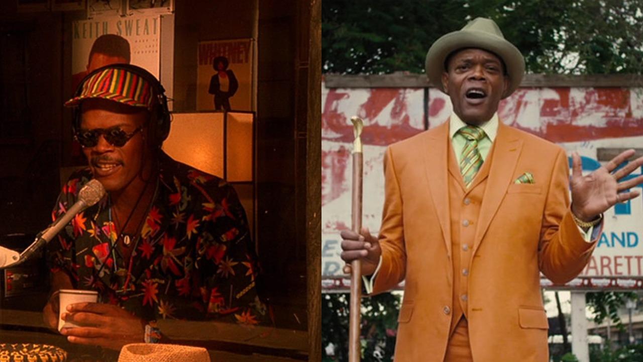 Samuel L Jackson, Sam Jackson, Do the Right Thing, Chi-Raq, Spike Lee,