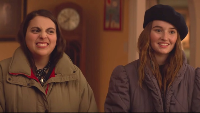 booksmart, olivia wilde, kaitlyn dever, Beanie Feldstein, coming of age