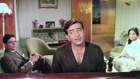 Sangam, Raj Kapoor, Rajendra Kumar, Vyjayanthimala,