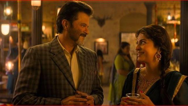 bollywood, Juhi Chawla, Anil Kapoor