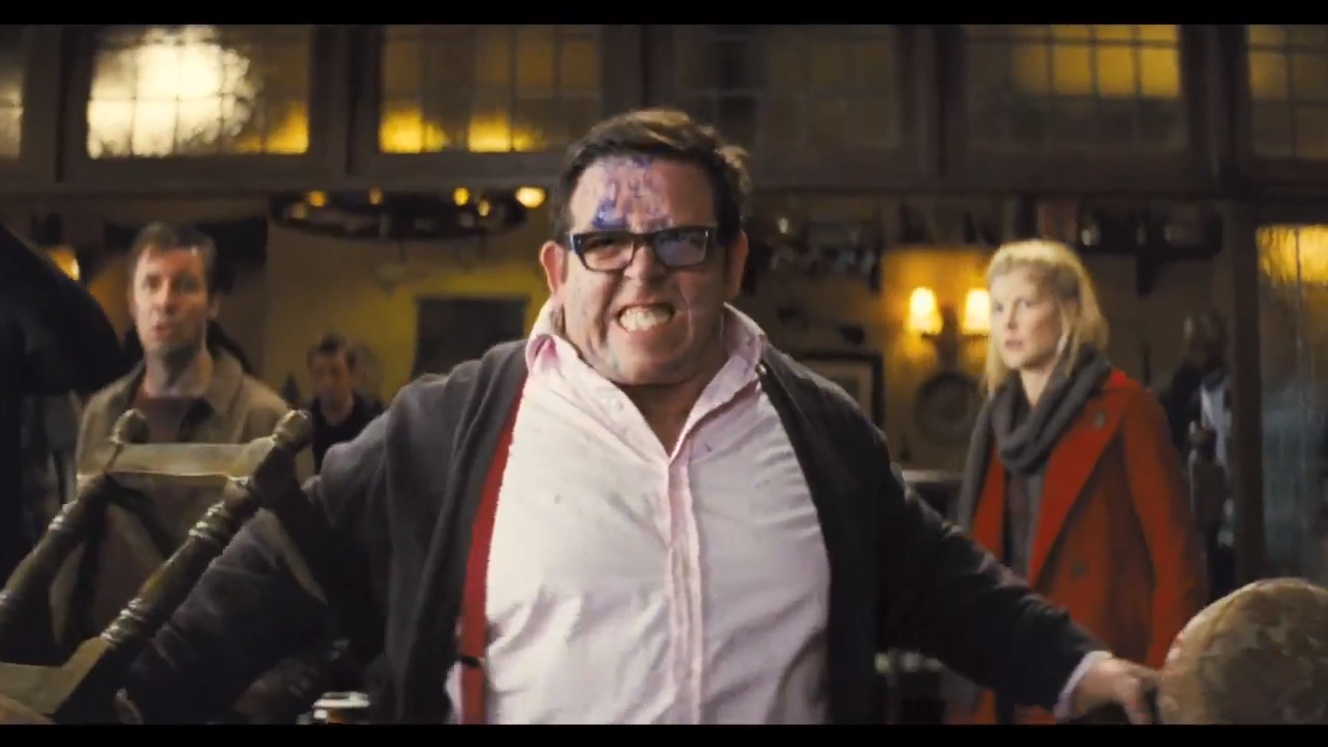nick frost, simon pegg, rosamund pike, edgar wright, worlds end, cornetto