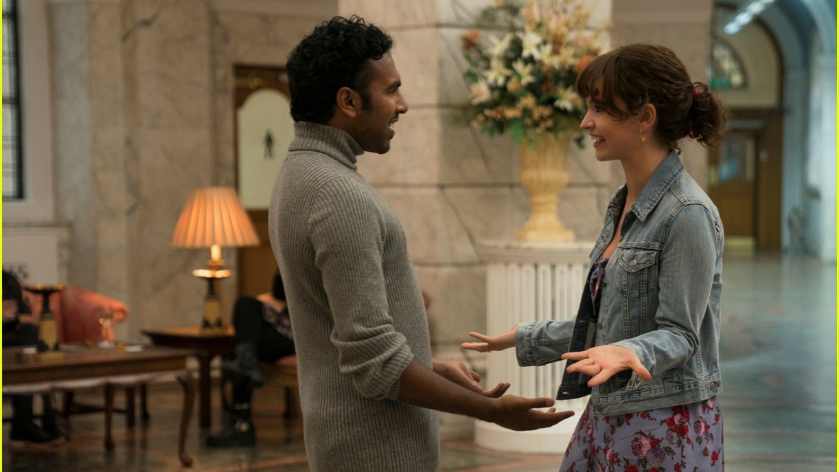 himesh patel, beatles, yesterday, lily collins, danny boyle
