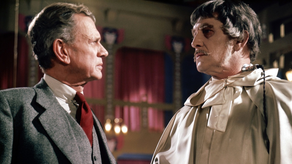Abominable Dr Phibes, Vincent Price,