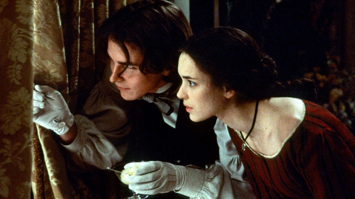 Winona Ryder, Christian Bale, Kirsten Dunst, Claire Danes, Susan Sarandon, Gillian Armstrong, Little Women,