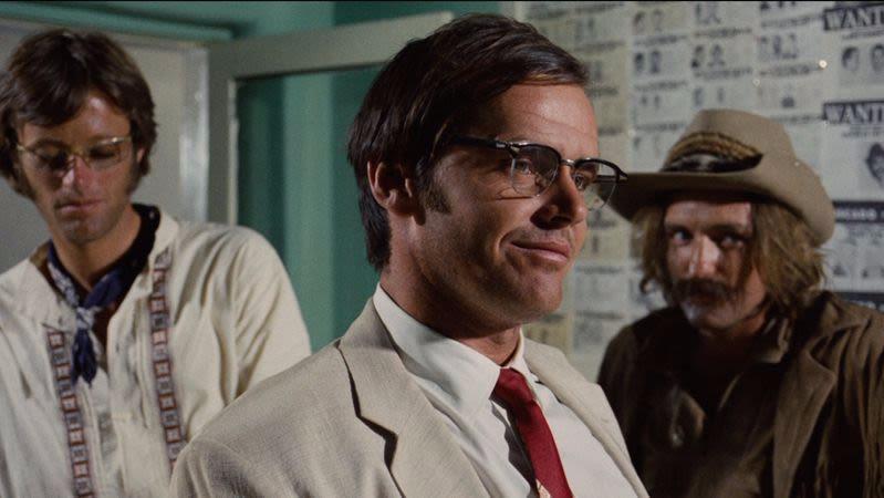 Easy Rider, Once Upon a Time in Hollywood, Dennis Hopper, Quentin Tarantino, Peter Fonda, Jack Nicholson, Brad Pitt, Leonardo DiCaprio, Margaret Qualley, Lena Dunham,