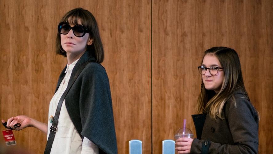 Cate Blanchett, Billy Crudup, Richard Linklater, Emma Nelson, Where'd You Go Bernadette, Maria Semple,