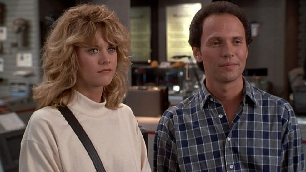 When Harry Met Sally, Meg Ryan, Billy Crystal, Carrie Fisher, Rob Reiner, Bruno Kirby,