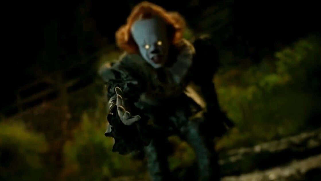 Pennywise reach
