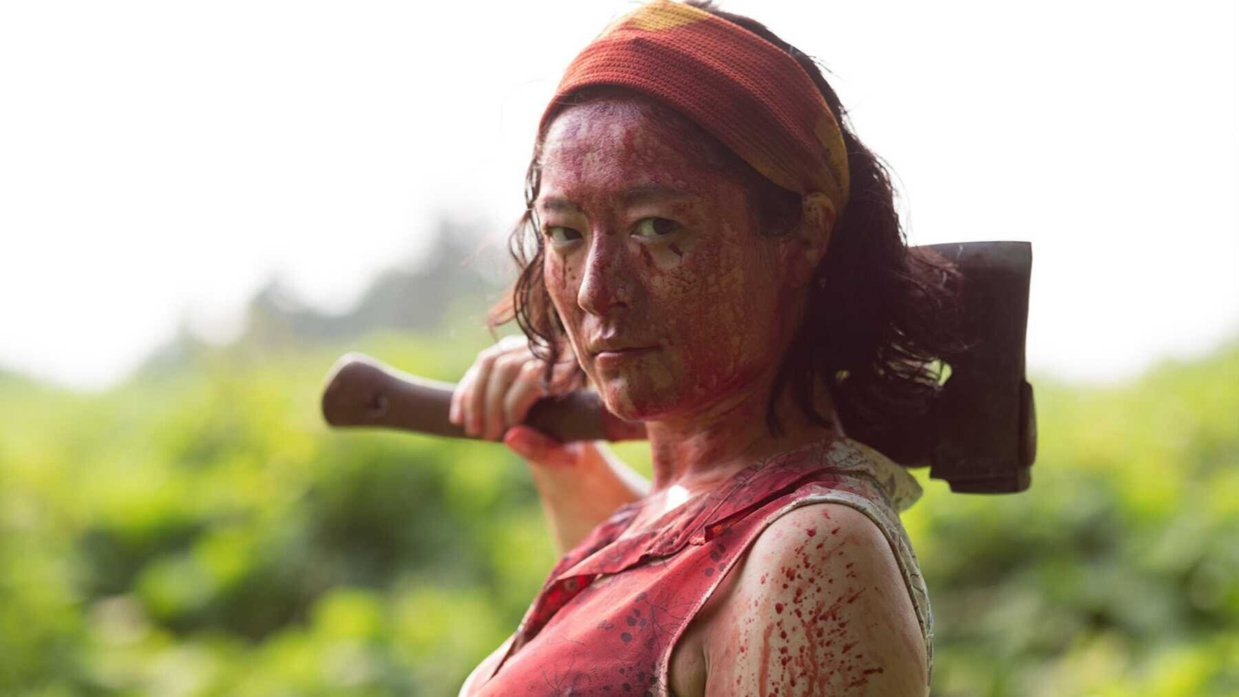 One Cut of the Dead  (2019) is now streaming on Shudder.