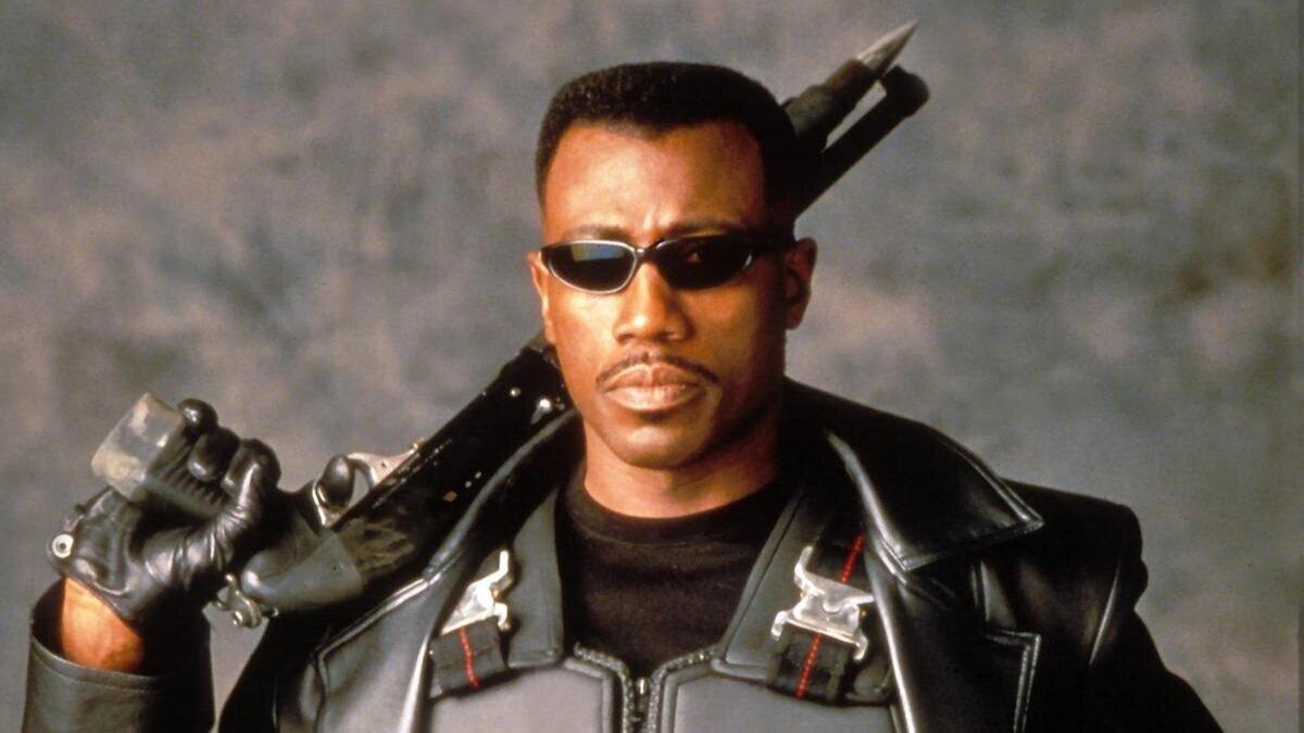 Blade  (1998) is now streaming on Hulu.