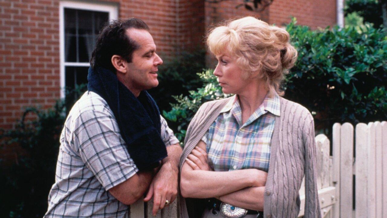 Terms of Endearment, Shirley MacLaine, Jack Nicholson, Debra Winger, Jeff Daniels, Danny DeVito, James L. Brooks,