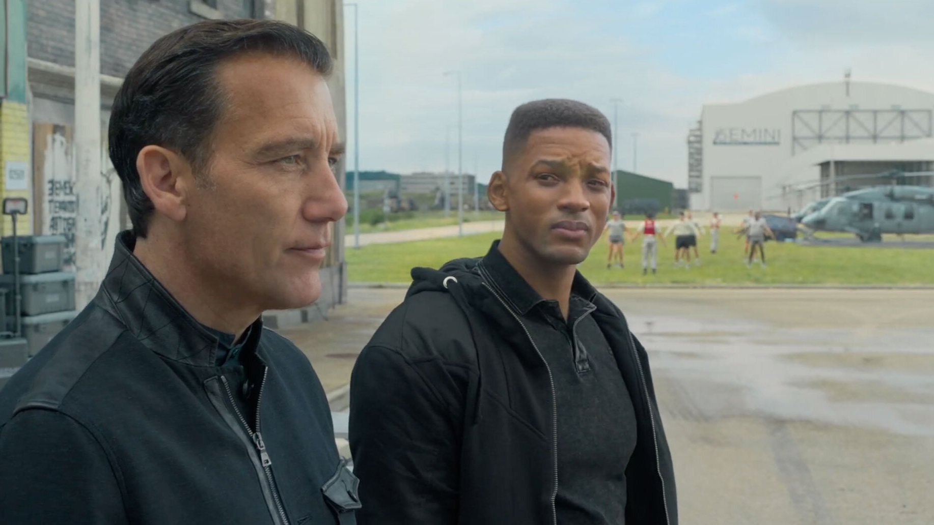 Will Smith, Gemini Man, Clive Owen, Ang Lee, Mary Elizabeth Winstead, Benedict Wong,