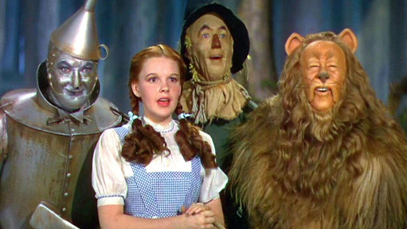 the wizard of oz, classic film, judy garland
