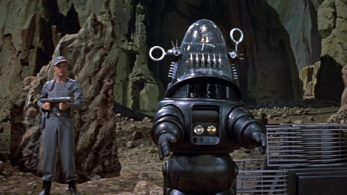 Forbidden Planet  (1956) is now streaming on Netflix.