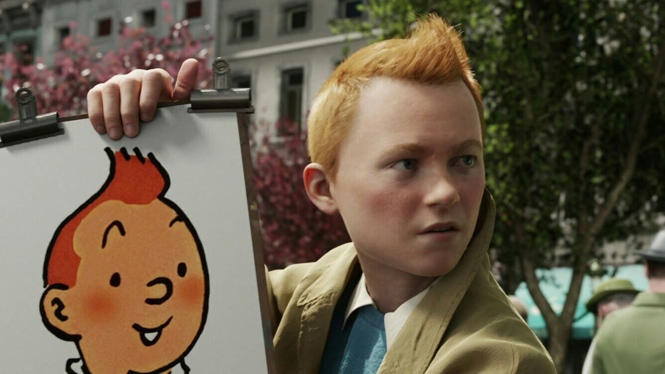The Adventures of Tintin  (2011) is now streaming on Amazon Prime.