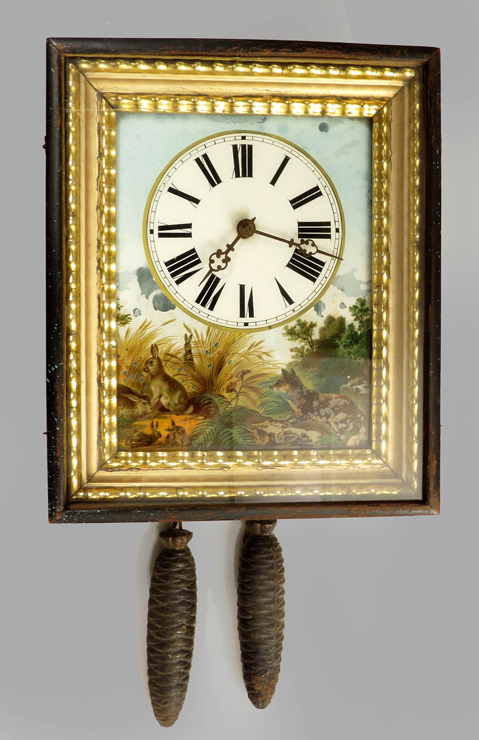 6070-1500 french picture frame clock.jpg