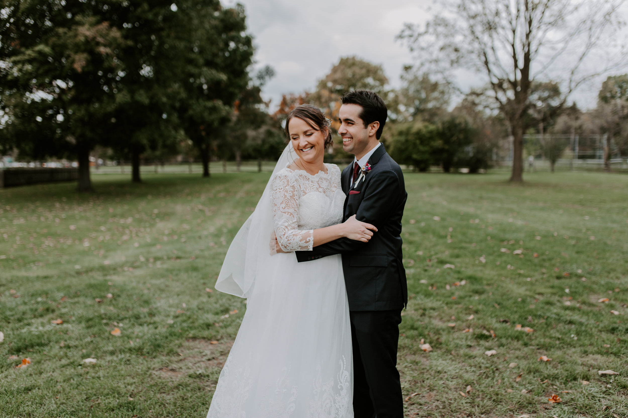 Rodrigo + Trisha - Ann Arbor, MI