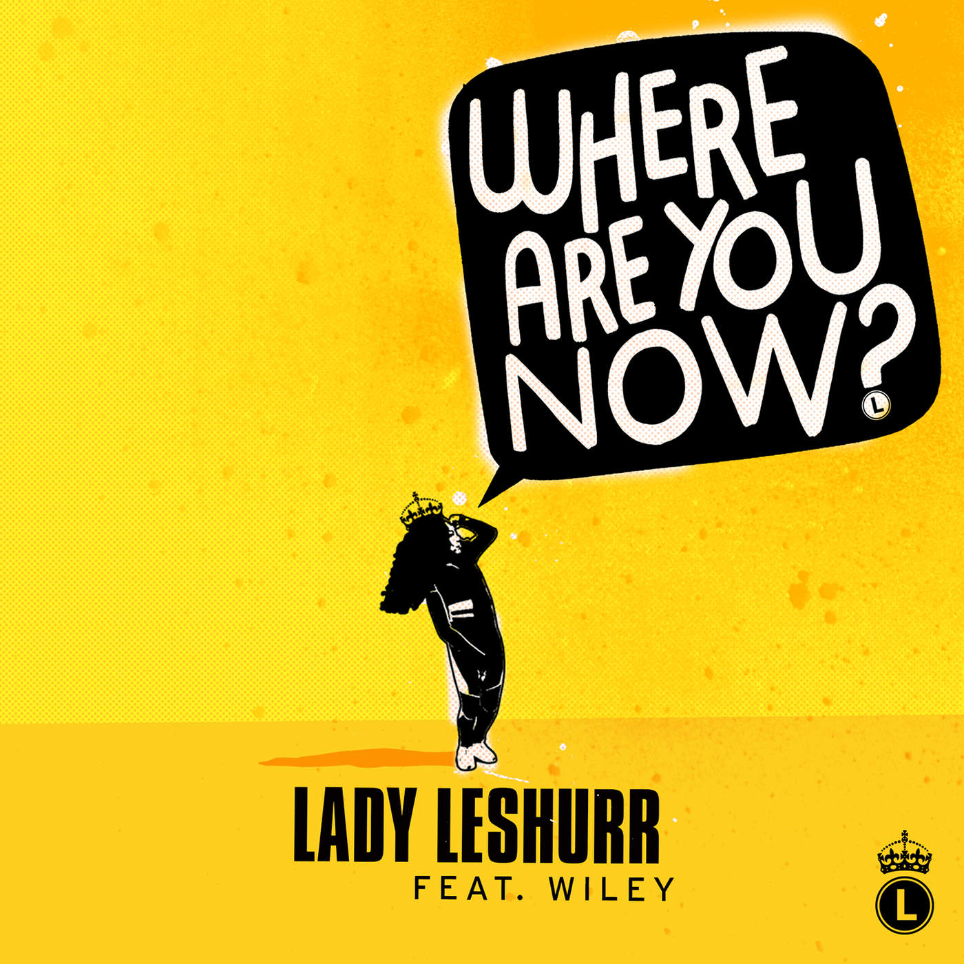 Where Are You Now (feat. Wiley) - Single.jpg