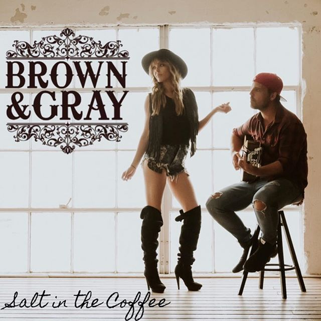 Another 2 songs out today with @brownandgraymusic on their new E.P! I co-wrote and produced Good Night and Top Down 🎸🎸🎸