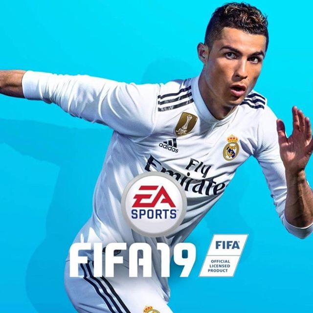 Got a song on the new FIFA 19 Game released September 28th!! Ive been playing this game my whole life!! So gassed about this @stealthmusicuk @ali_tennant we did it !! #truthis #stealth #fifa19