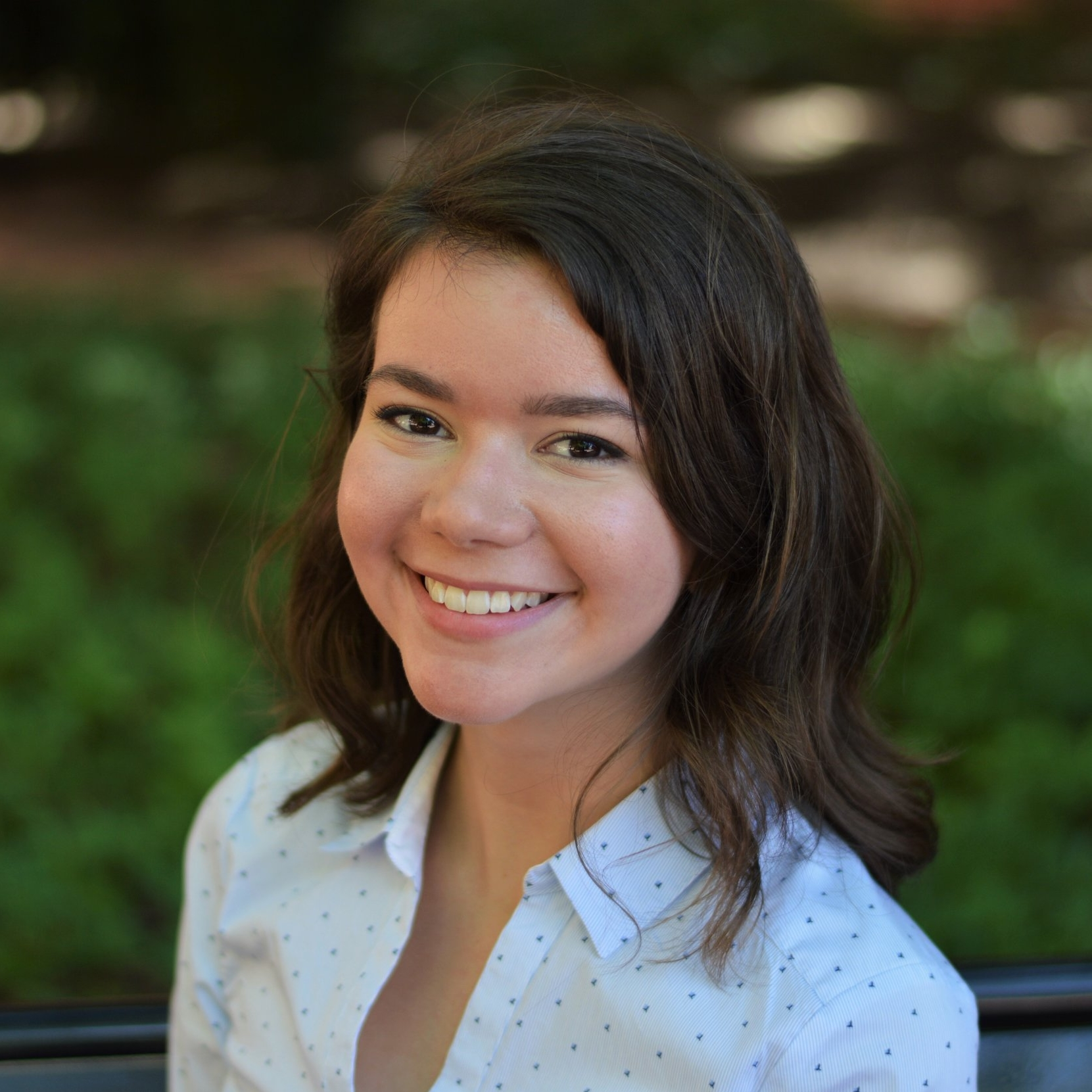 DIRECTOR OF COMMUNICATIONS:  Lydia Franz (COL '21)