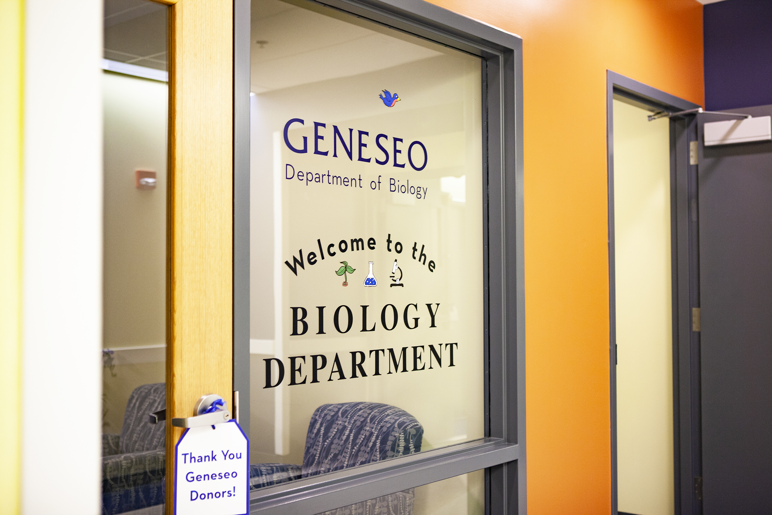 The Department of Biology (pictured above) will offer three new courses for the fall 2019 semester. The courses will include oceanography, marine biology and science communication (Josie Kwan/ Assoc. photo editor).