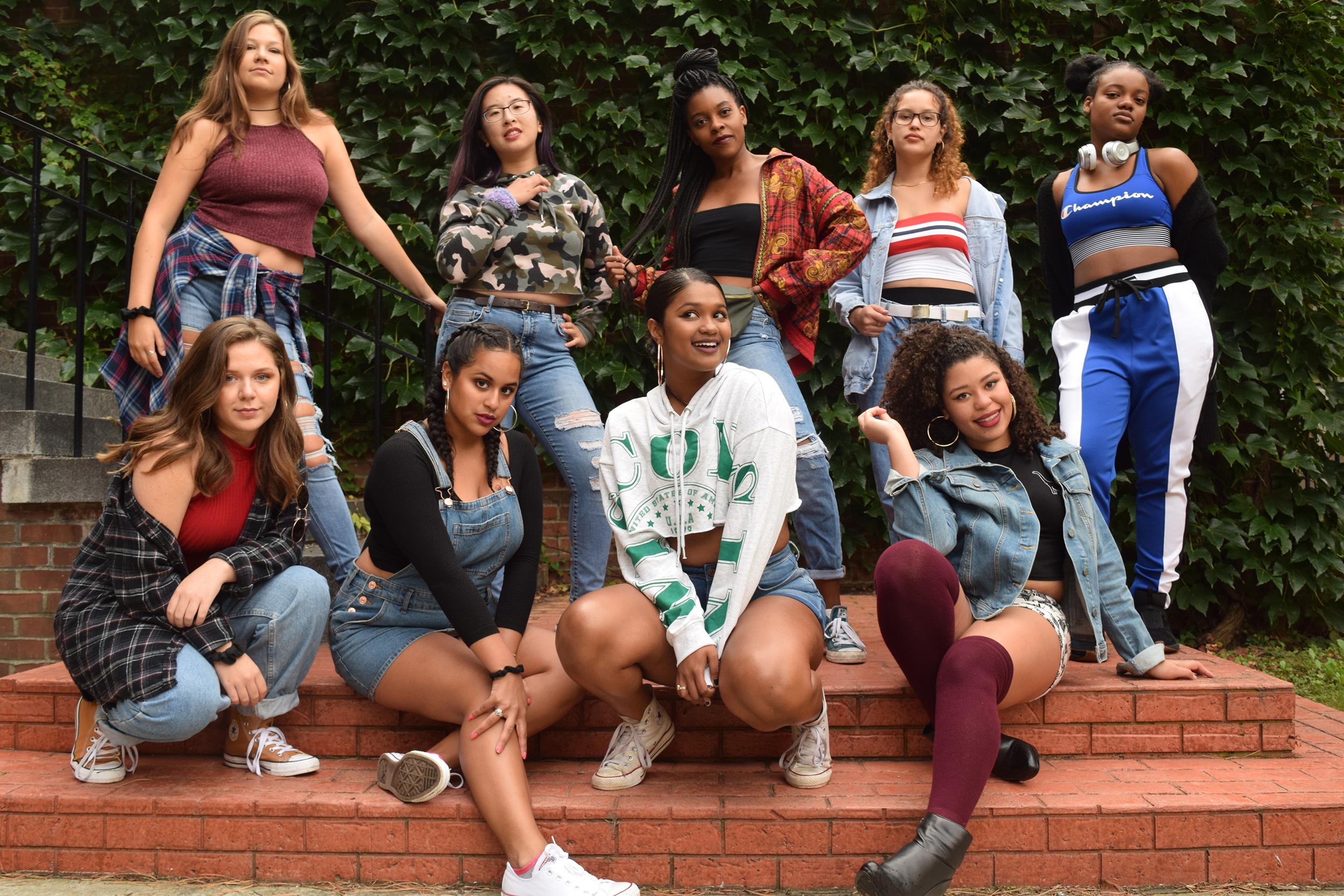Original Expressions is a dance club which employs various styles of urban dance including hip-hop and various cultural styles. They offer all students a welcoming space to express themselves and share their passion and love for dance (courtesy of Natalie Hayes).