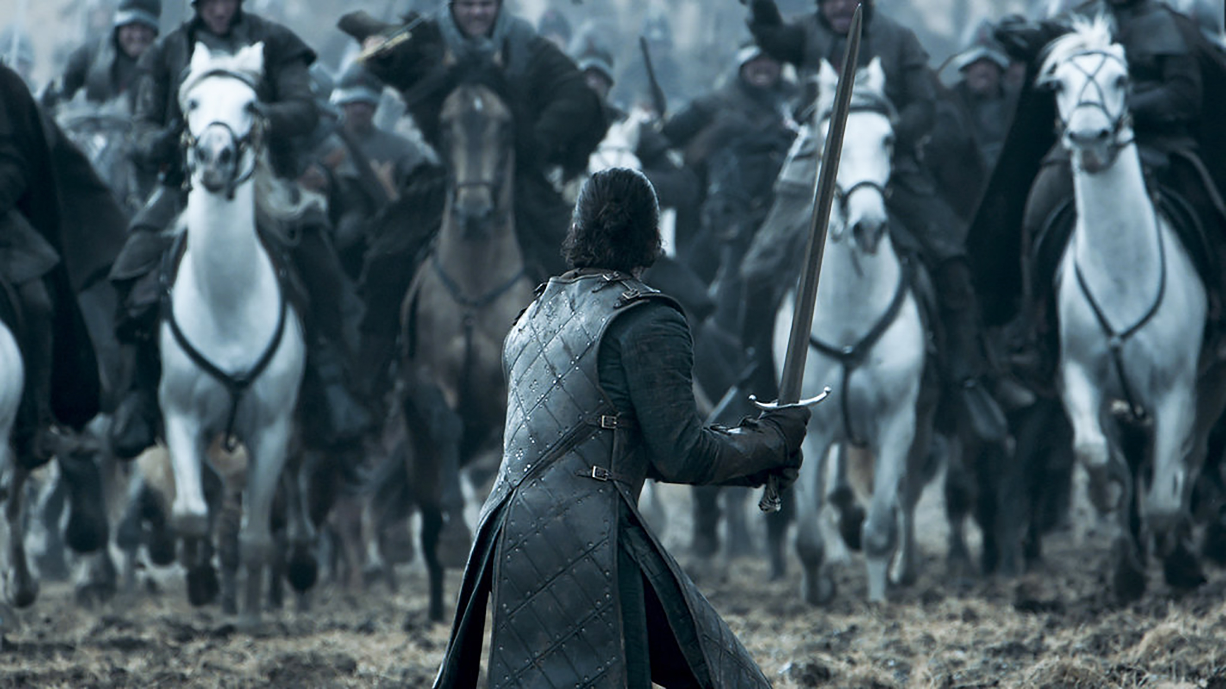 "Jon Snow--portrayed by Kit Harington--(pictured above) prepares for the Battle of the Bastards in""Game of Thrones."" Season eight of the series promises more of the death and gore that ""Game of Thrones"" is famous for but also aims to appease the audience by the end of the show (courtesy of Creative Commons)."