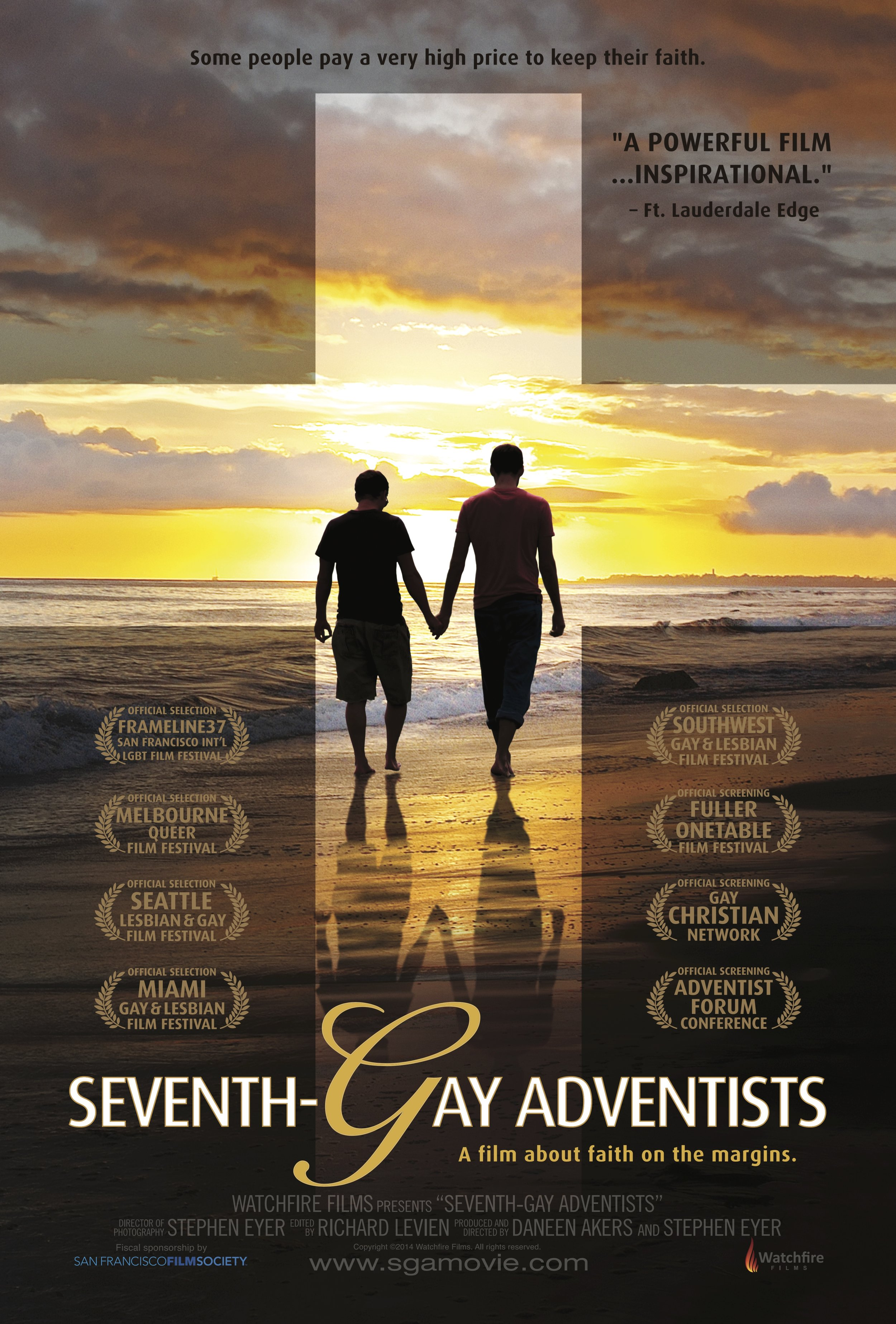 Seventh-Gay Adventists Poster Image