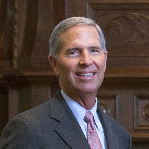 Robert Rowling, founder of TRT Holdings, which owns Omni Hotels and Gold's Gym.