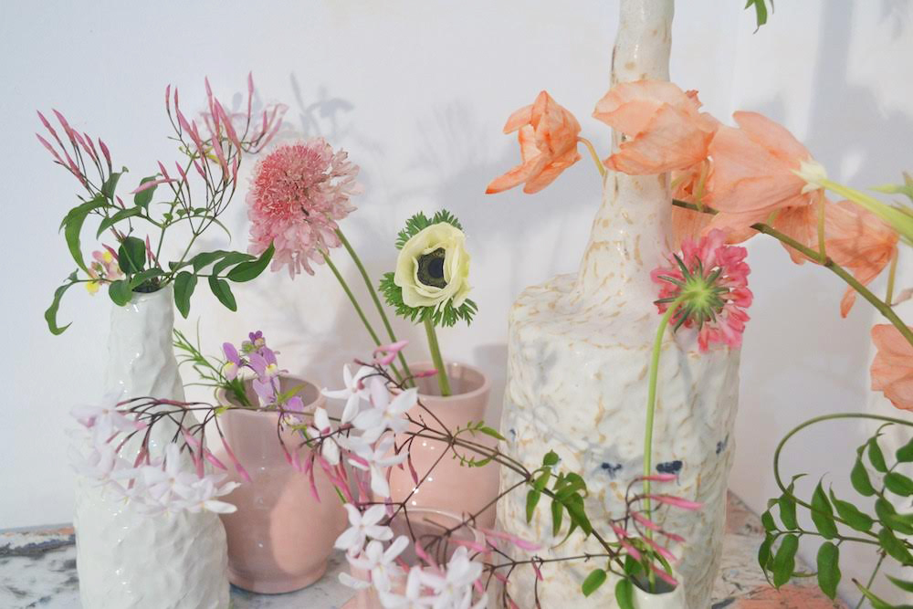 floral centerpiece workshop:SHANNAWADDELL - A floral centerpiece workshop with artist Shanna Waddell will teach you everything about floral composition and curation of centerpieces for any living space.
