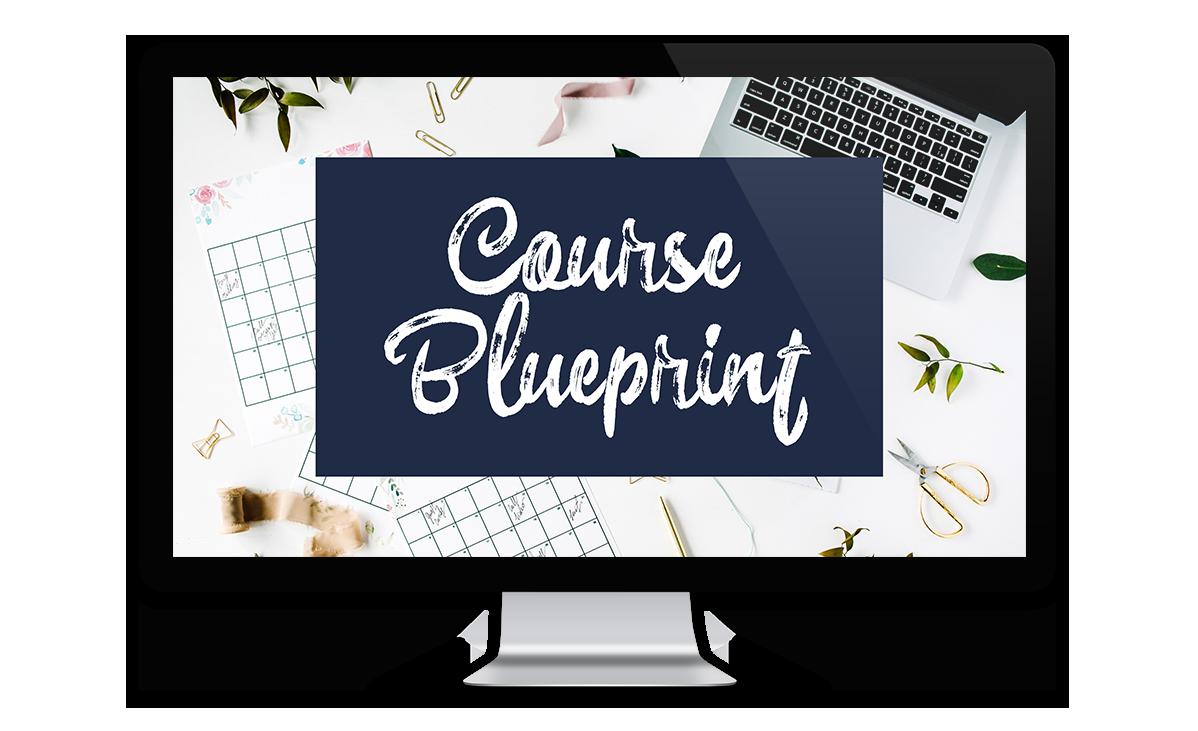 The Course Blueprint
