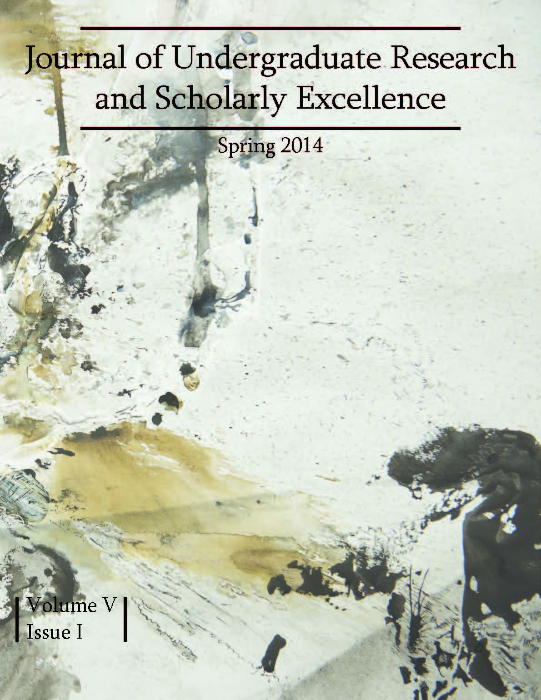 University Of Melbourne Undergraduate Arts Journal