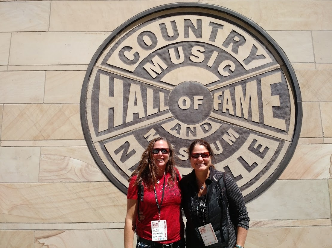 During our conference in Nashville we had the chance to check out the Country Music Hall of Fame.