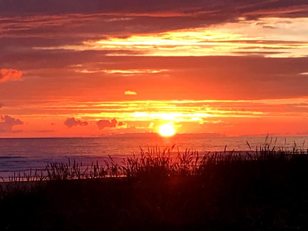 Manzanita Beach Sunset!
