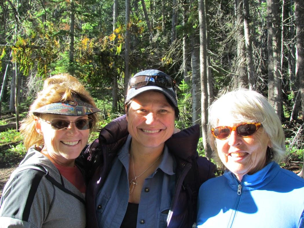 Trudy, Nicc & Carol