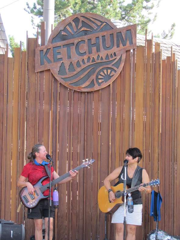 Ketchum Town Square