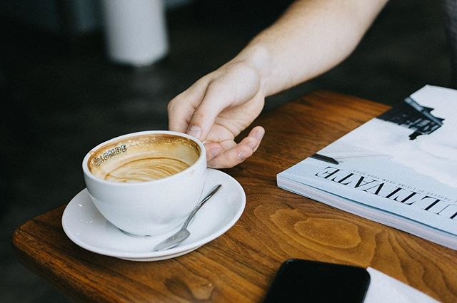 Looking to up your coffee game? We mention some great spots in our Chicago Coffee Guide on our website including Heriatge, Ipsento, La Colombe, and others. Link in bio.