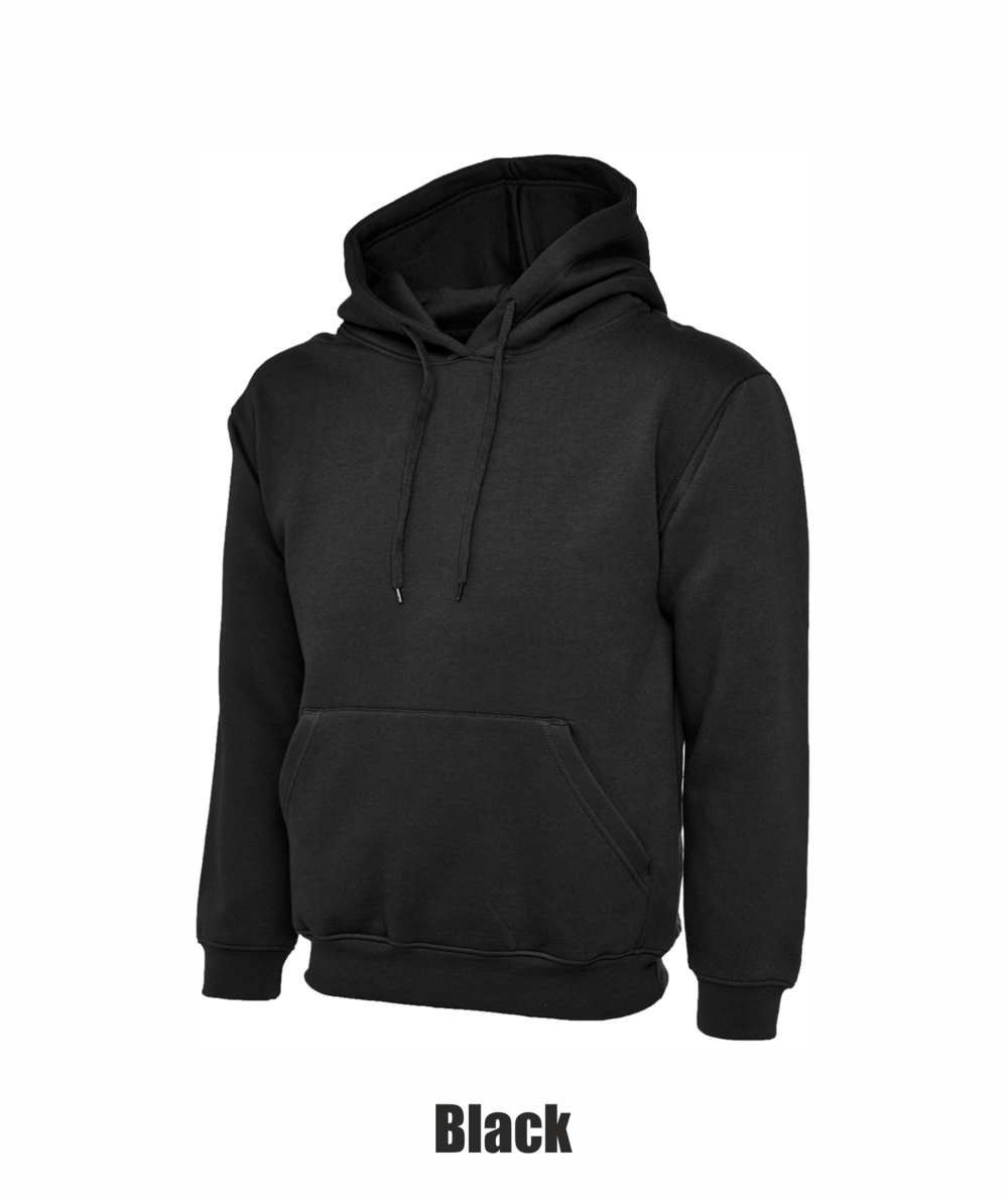 Uneek Classic Hooded sweatshirt — Stitch to Stitch