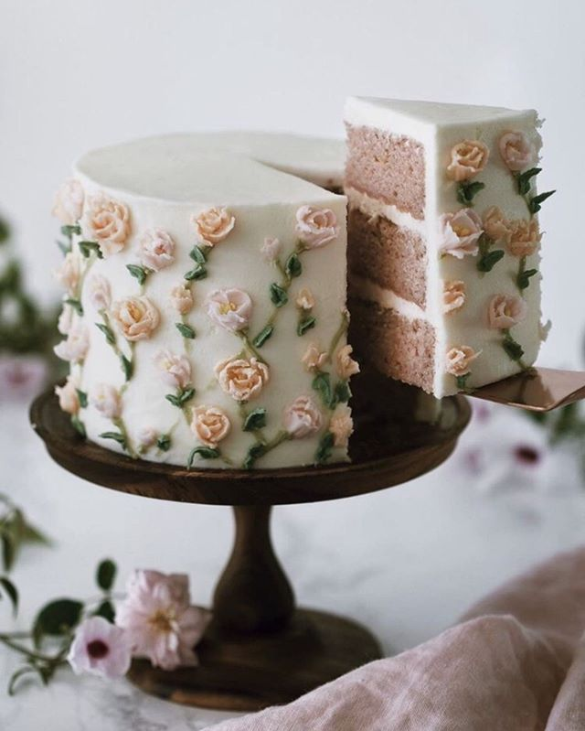 Yes, I have a whole Pinterest board dedicated to cute cakes! 🍰 |reference: unknown|