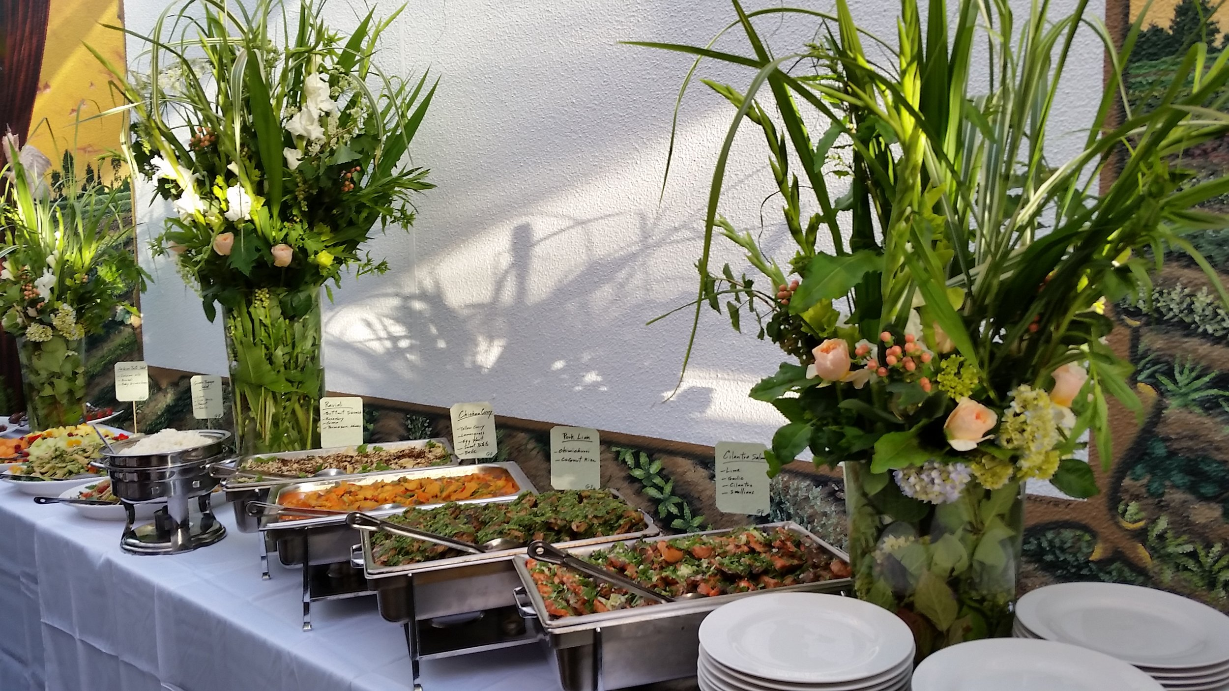 Special Event & Wedding Buffets