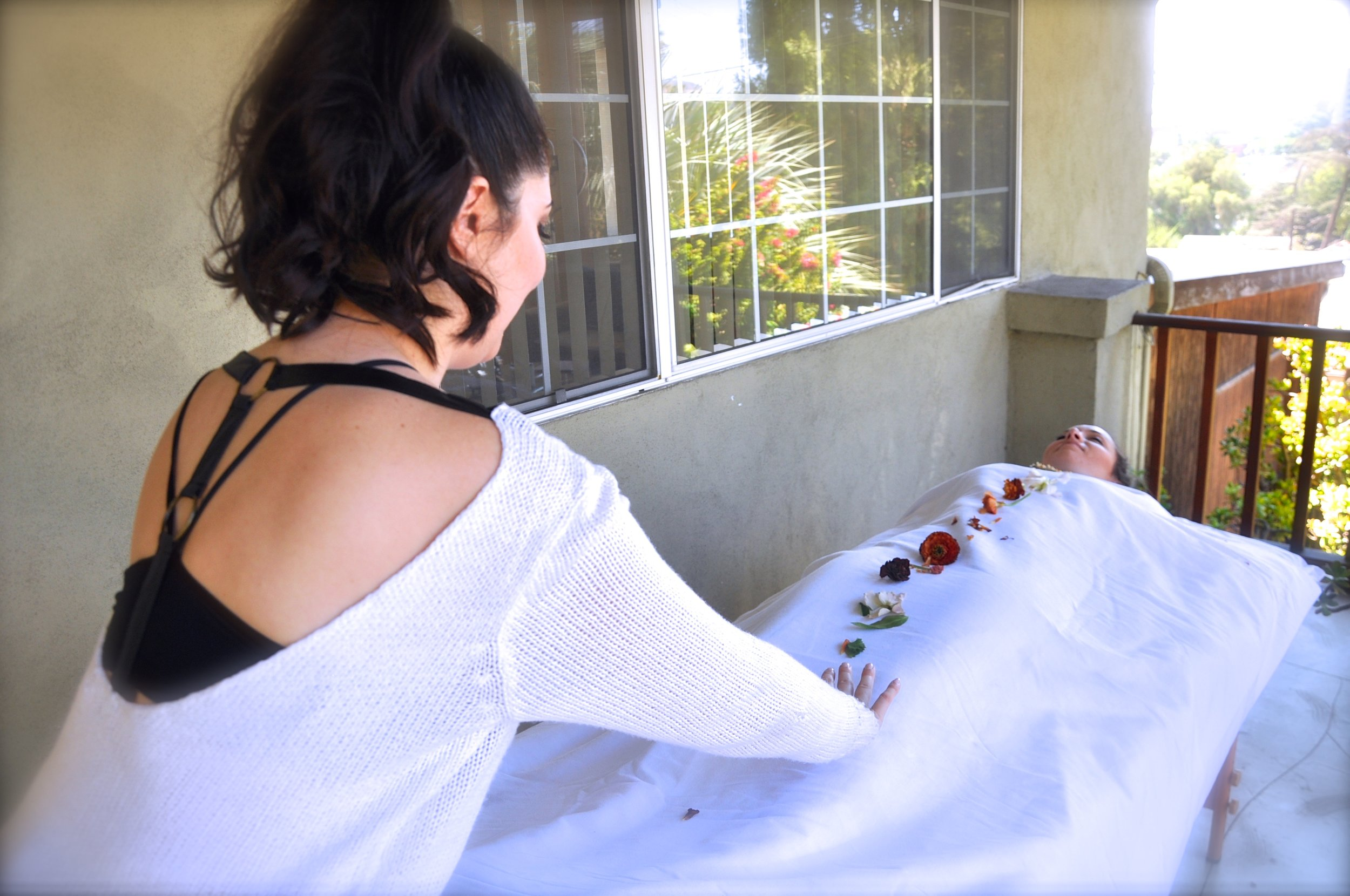 Reiki Healing in Los Angeles