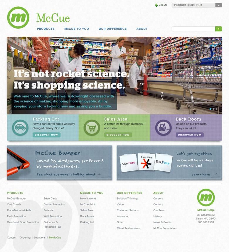 McCue.com