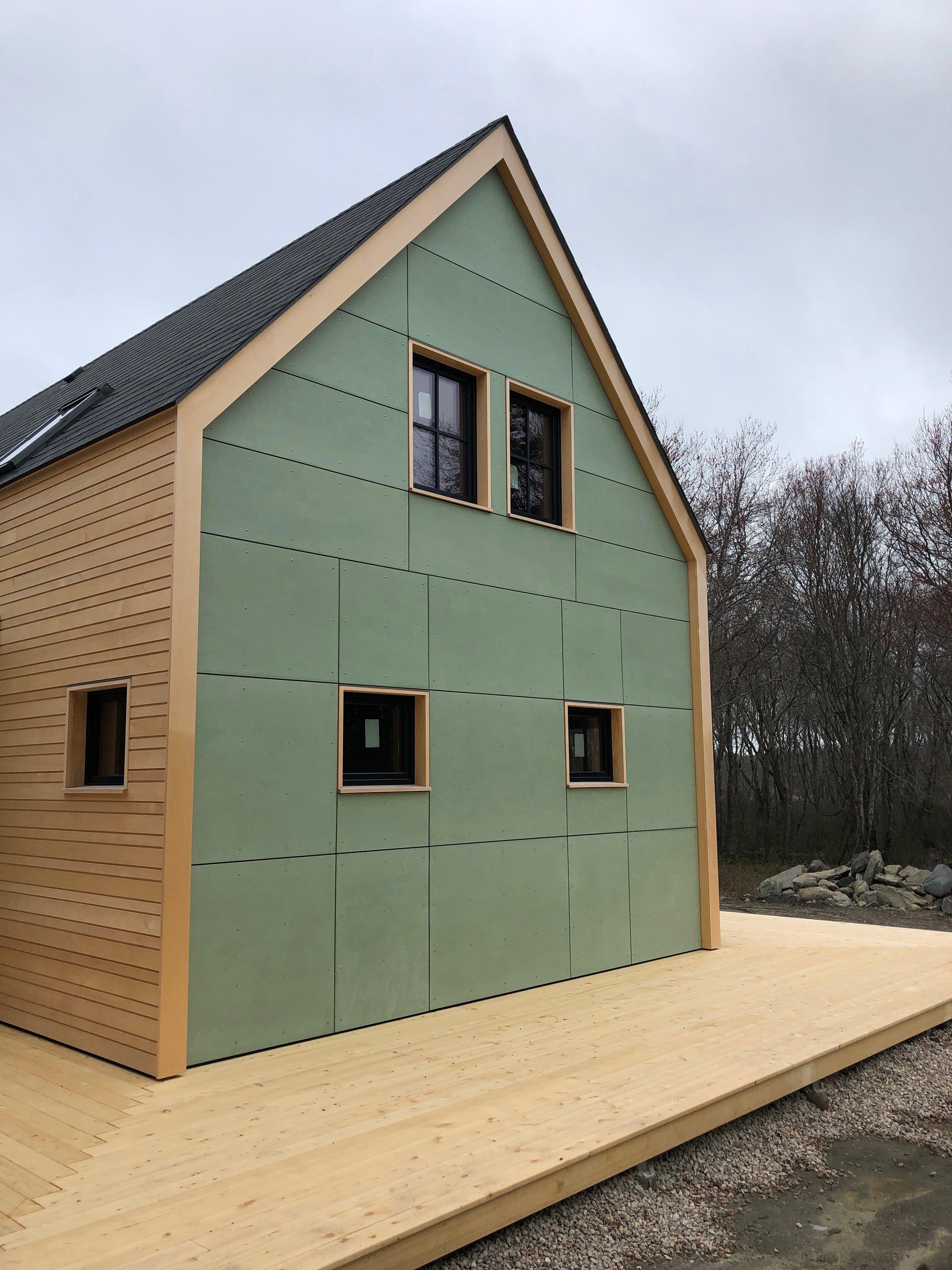 Jamestown Net Zero House
