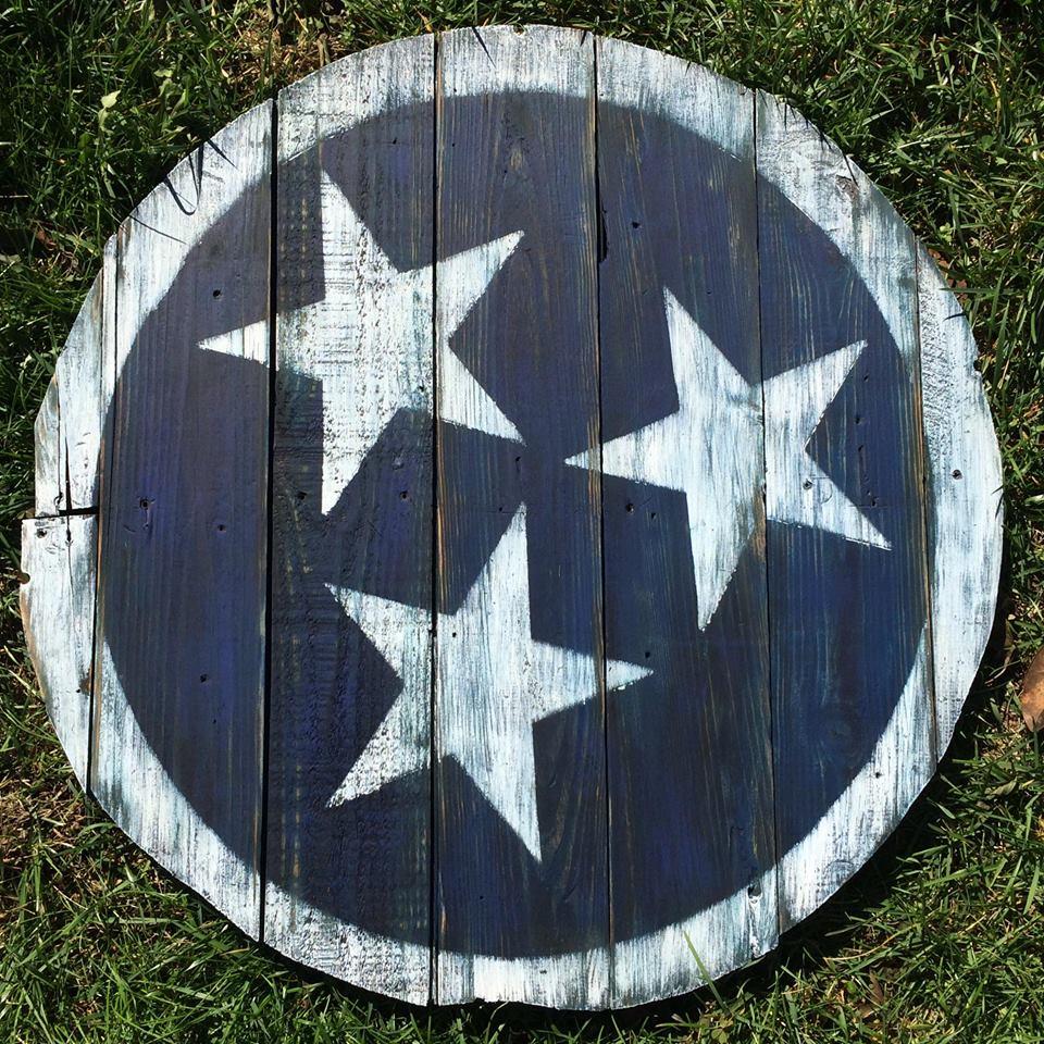 """32"""" Tri Star Circle"""