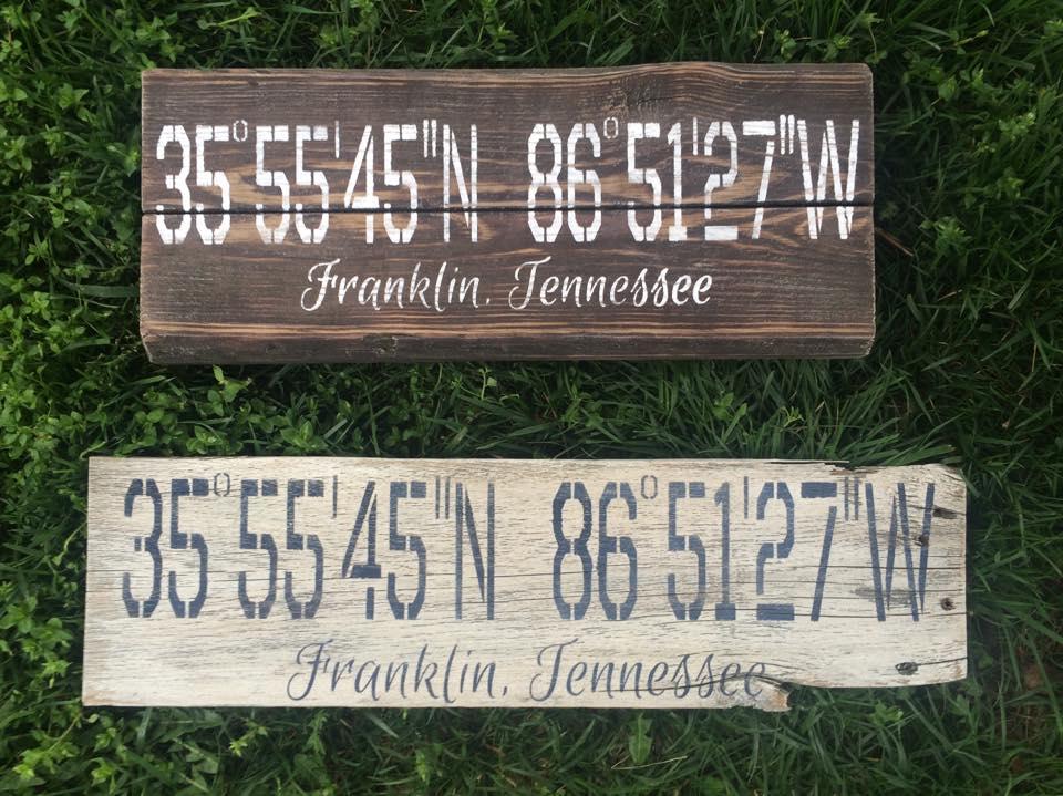 Franklin Coordinates