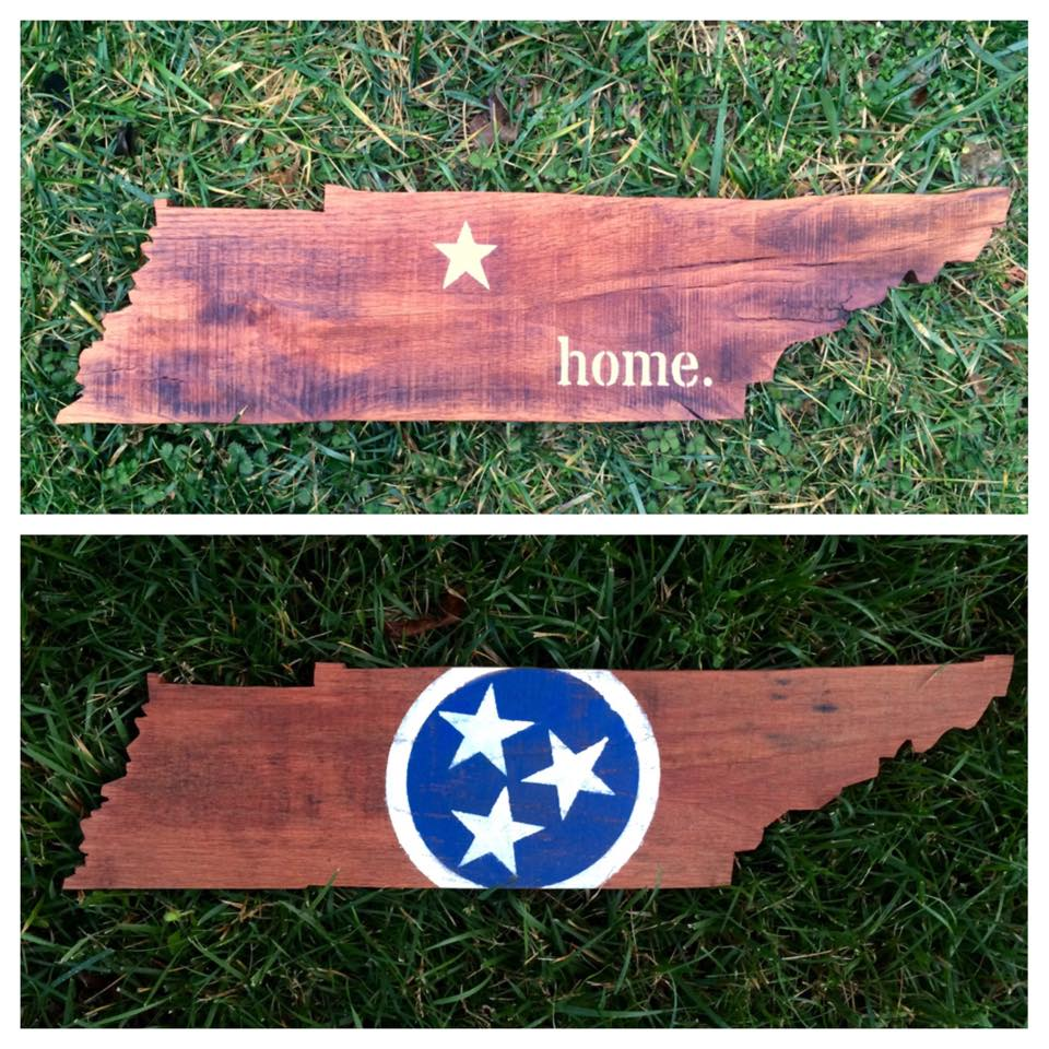 """TN Cutout with Home and Tri Star 23""""x5.5"""""""