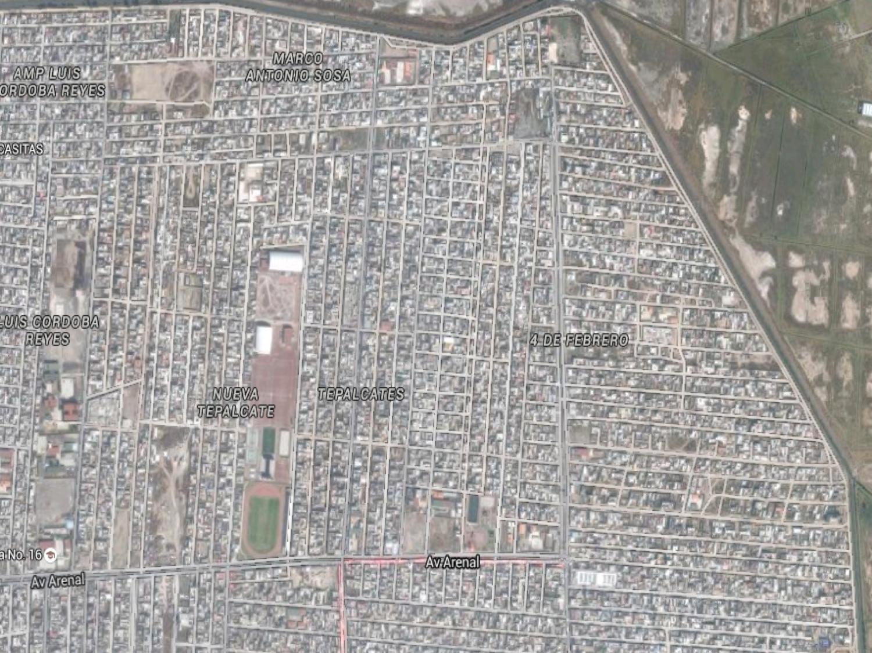 2015Tepalcates, ChimalhuacanMexico City, Mexico -