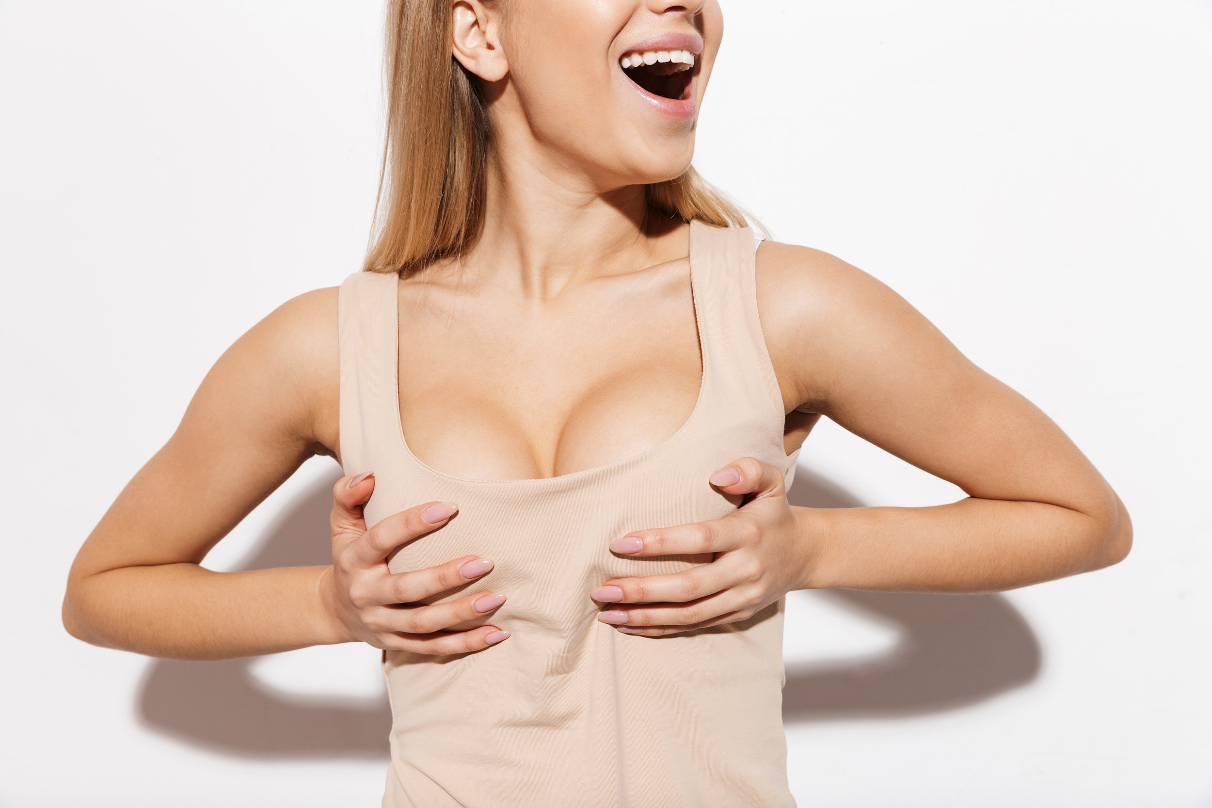 LEARN MORE - about breast implants